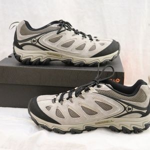 Merrell Sz 12 Mens Pulsate Vent Hiking Trail Shoes